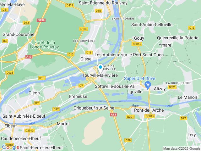 4murs de rouen tourville la riviere