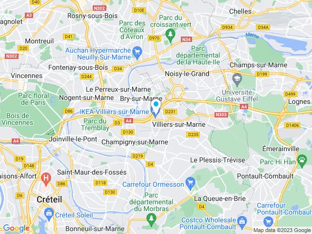 Ikea à Villiers Sur Marne Val De Marne Horaires Contact