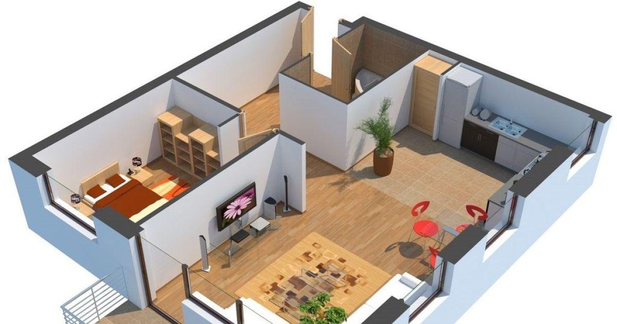Modlisation Dune Maison En 3D