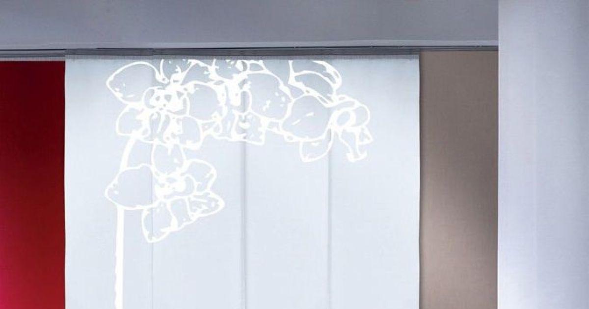 Panneaux Japonais Orchide Par Leroy Merlin