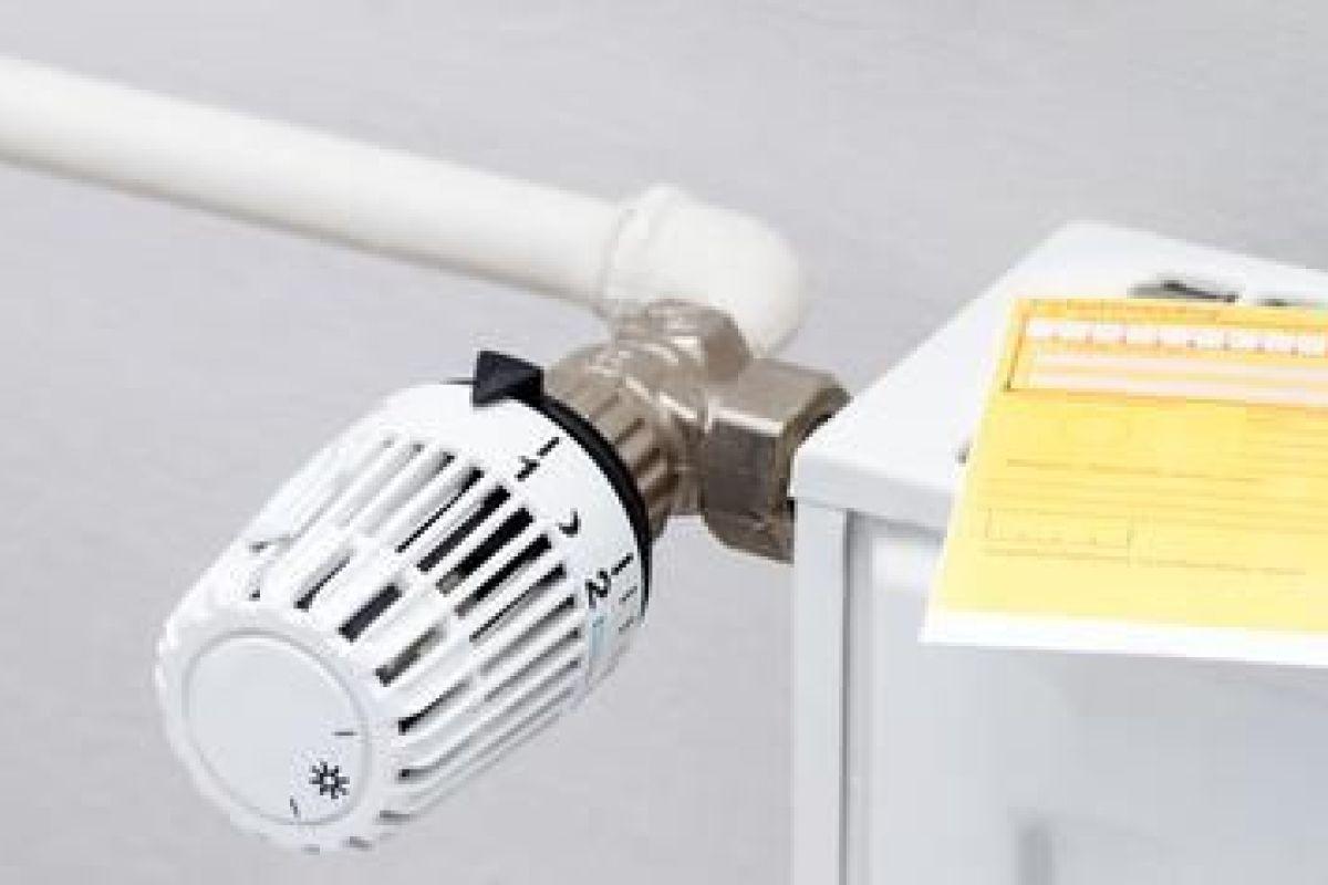 robinet thermostatique d un radiateur