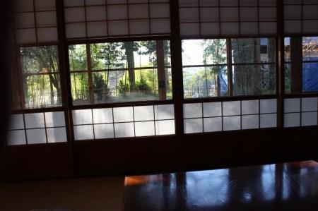 松笠屋敷(室内)