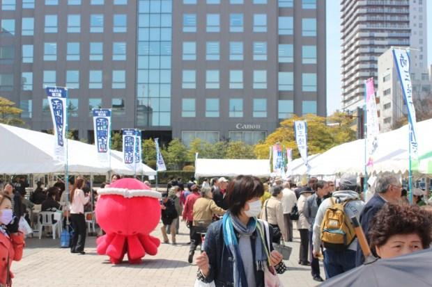 9月24日 志津川物産フェアー開催