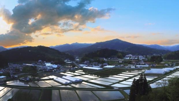 初夏の里山ナイトハイク~そうだ!入谷へホタルを見に行こう!~