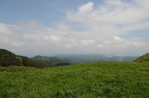 能俯視整個太平洋的觀景場所