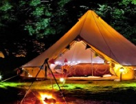 7月5・6・7日限定 神割崎キャンプ場『グランピングモニタープラン』 ※要予約