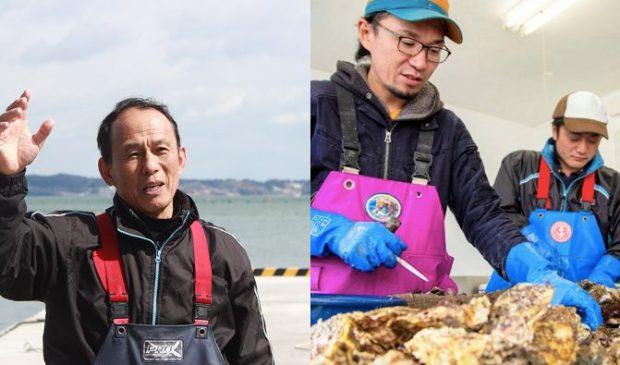 【未来の交流券】漁師さんとの交流を楽しみながら自慢の牡蠣を思う存分お召し上がりください!!