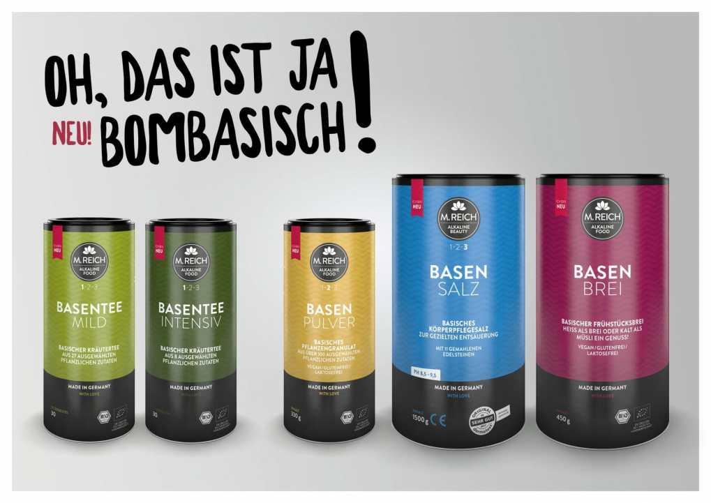 M. Reich Basisch Produkte
