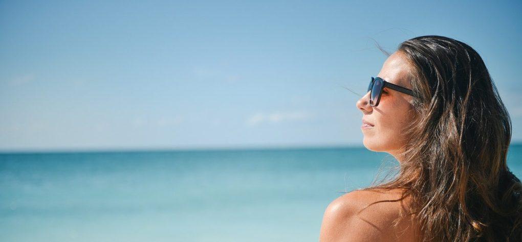 Richtige Hautpflege im Sommer