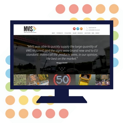 New look MVIS website - Mobile Visual Information Systems ...