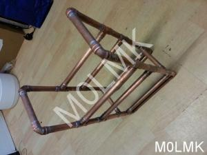 Basic frame soldered