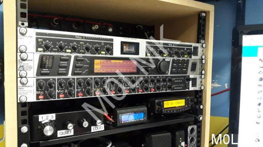 M0LMK Audio Chain