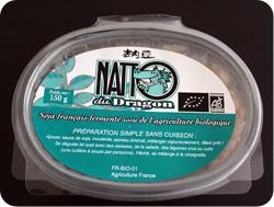 natto du dragon, le natto français