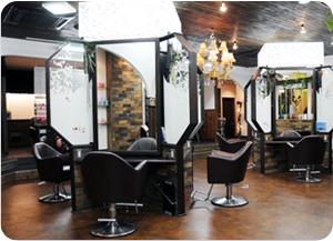 salon de coiffure au Japon 美容院 Antiqa