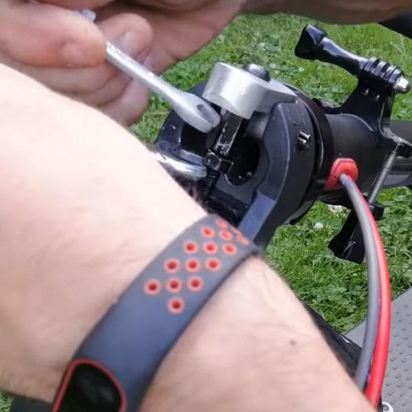reglage lock m365