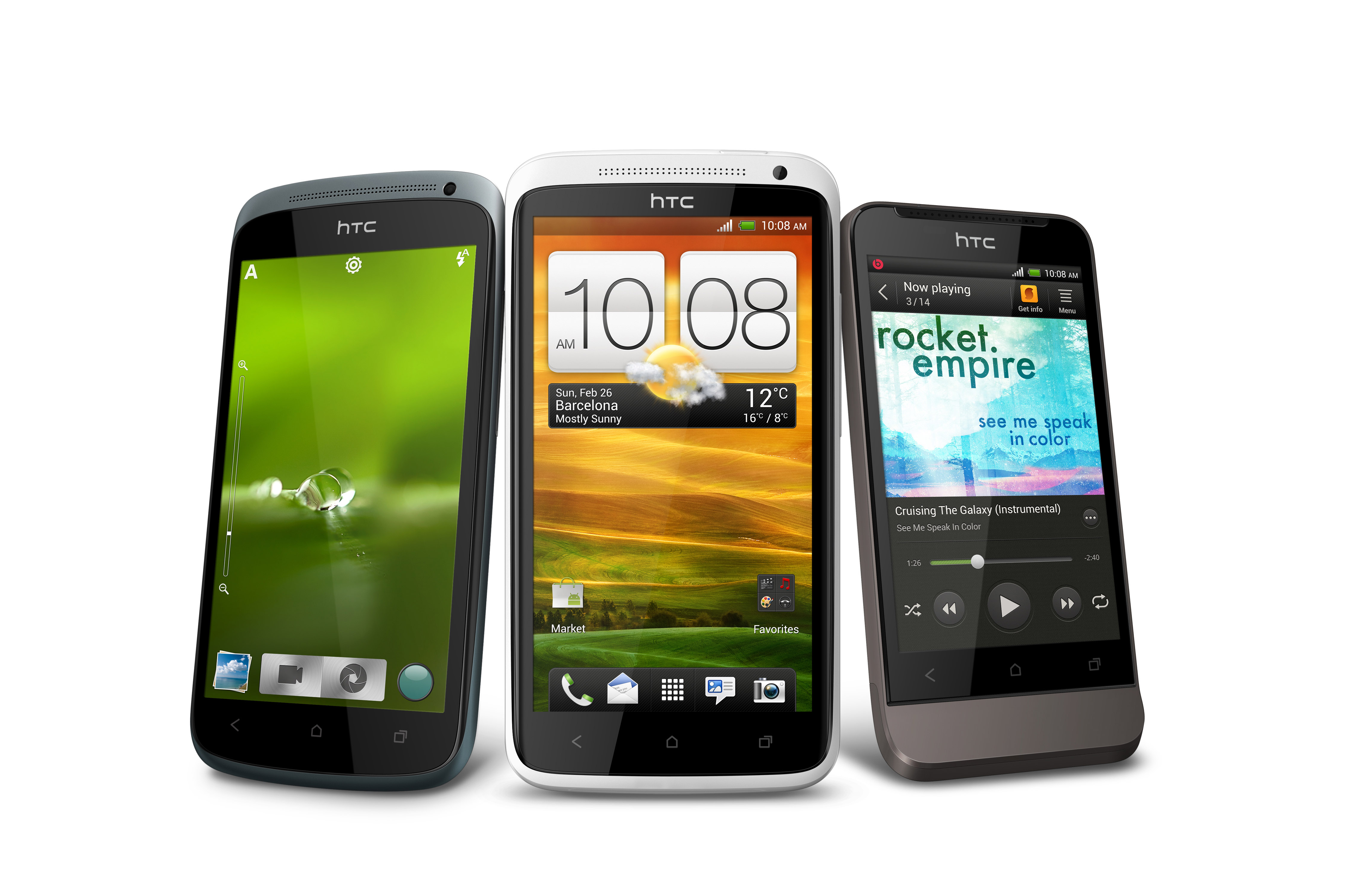 HTC One Series Unveiled~