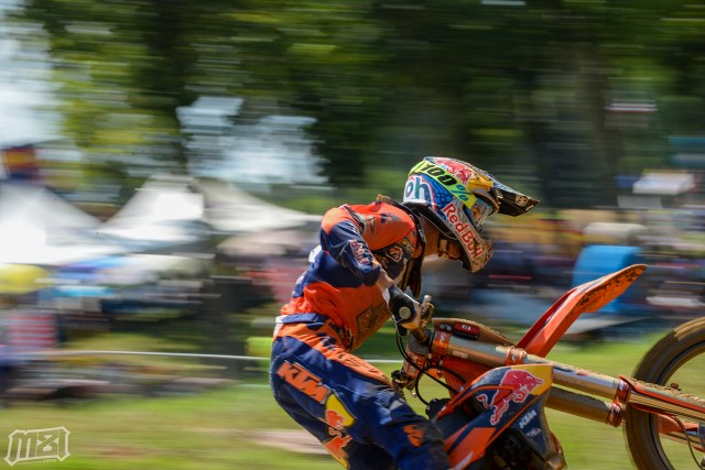 Marvin Musquin at Budds Creek Motocross