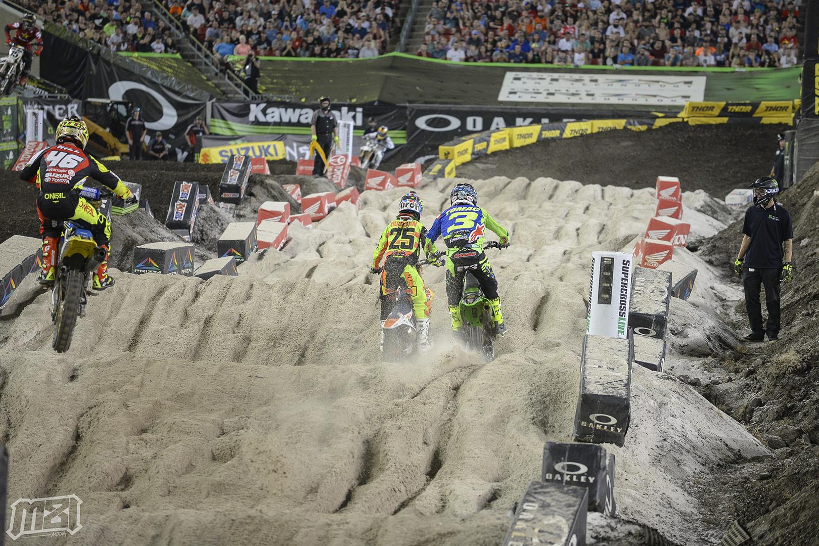 Tampa Supercross Battle