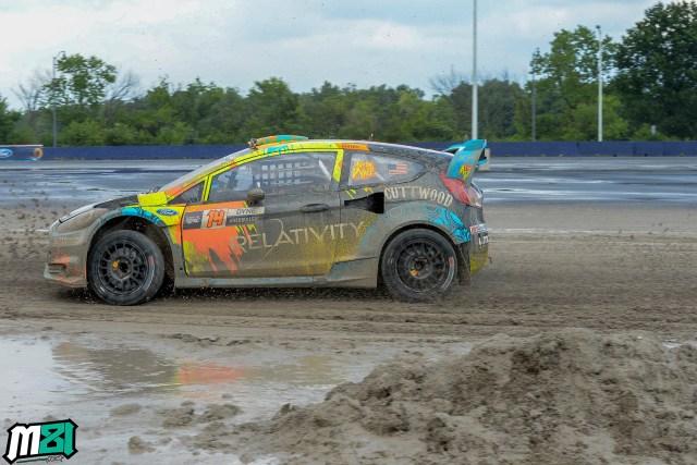 Austin Dyne Redbull Global Rallycross