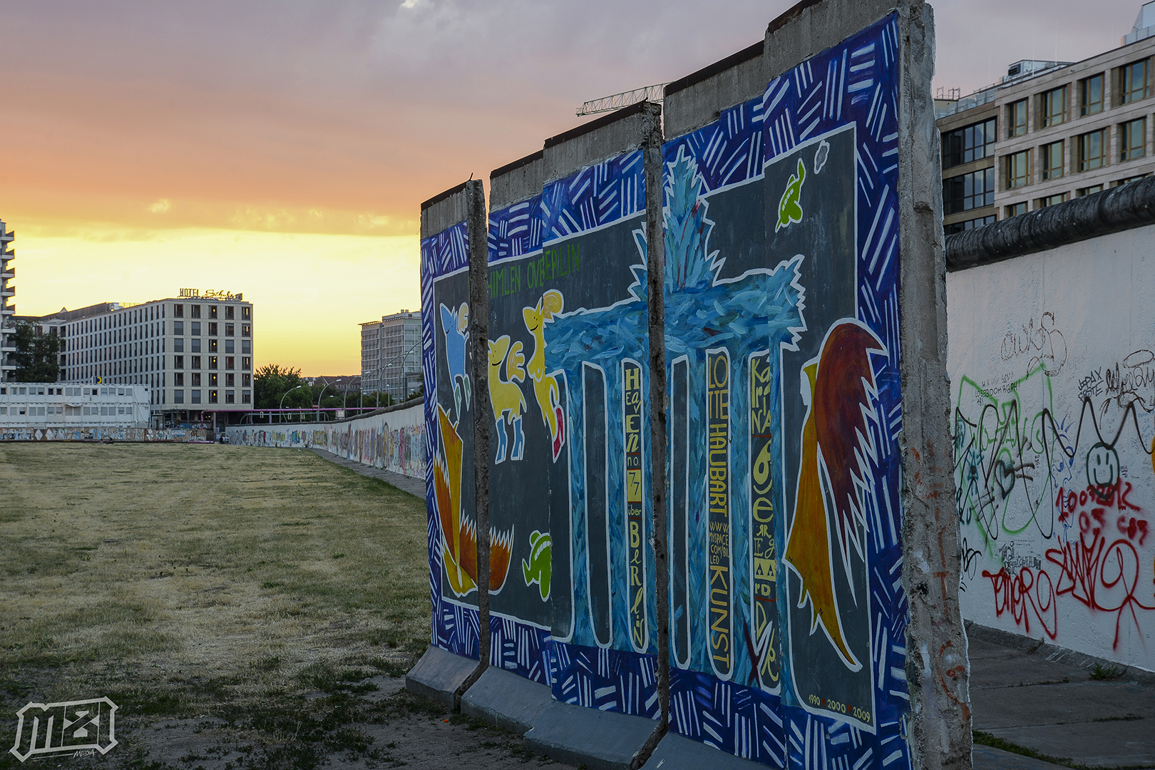 Berlin Wall Pieces