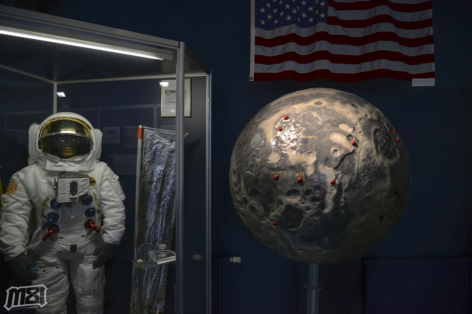 Space Museum Moon