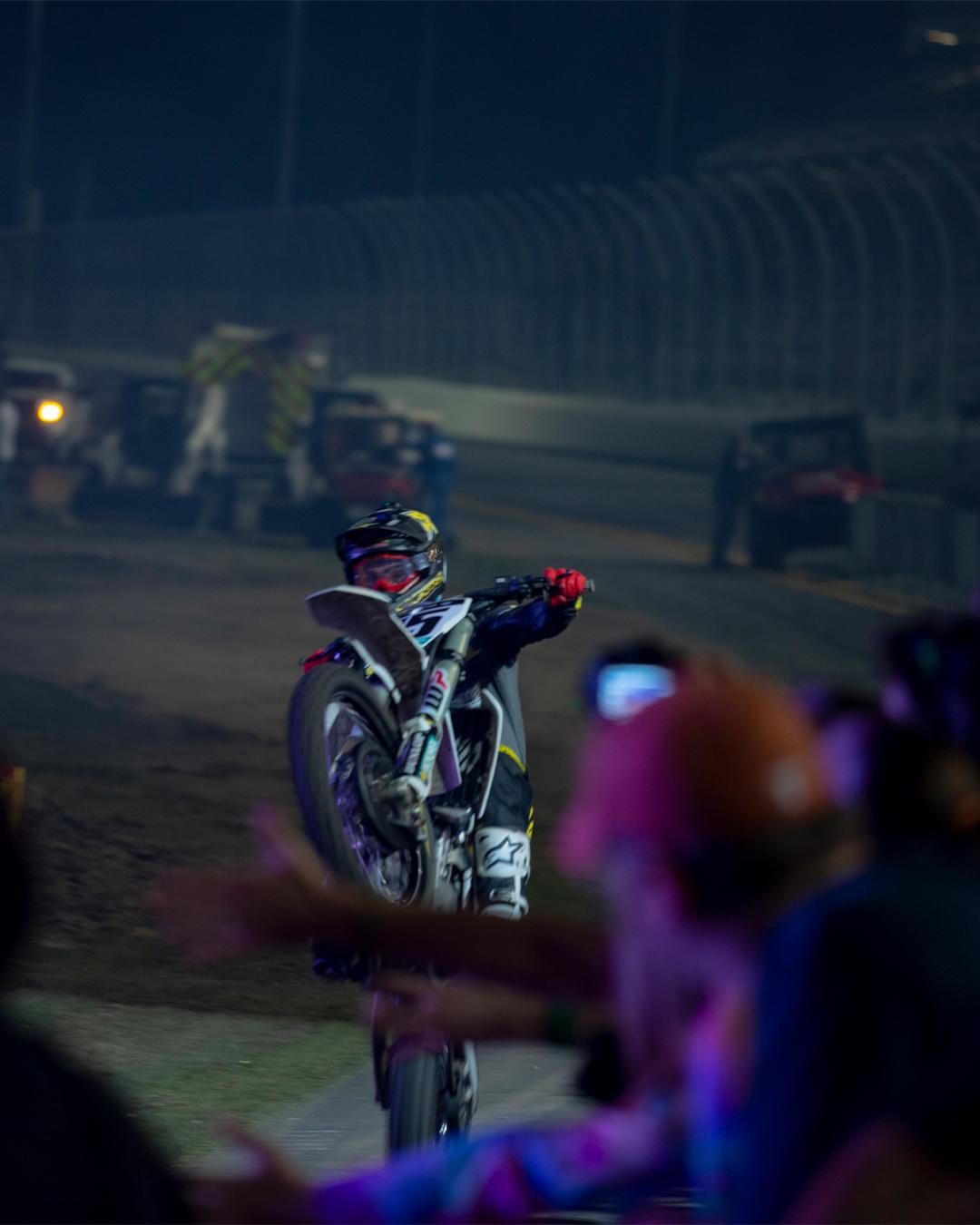 Dean Wilson Daytona Supercross