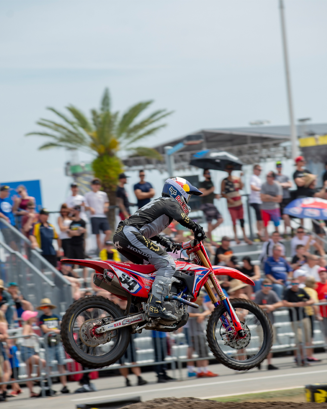 Ken Roczen Daytona Supercross