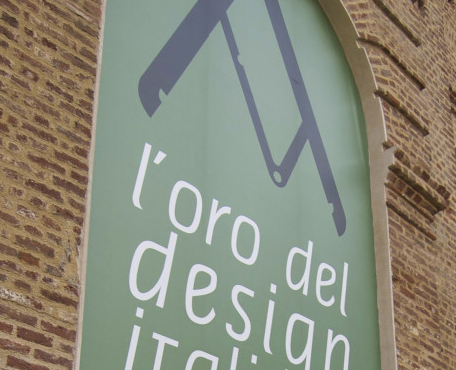 l'oro del design italiano