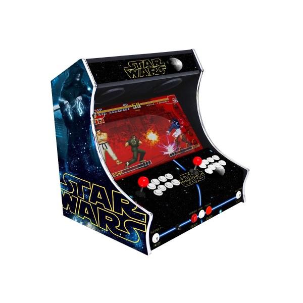 Borne Bartop Star Wars Côté Gauche ma-borne-arcade.fr
