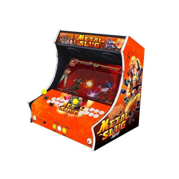 Borne Bartop Metal Slug Côté Droit ma-borne-arcade.fr