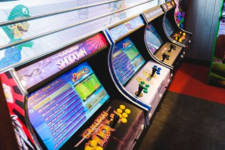 Alignement Bartop Magasin Bornes d'Arcade à Dunkerque ma-borne-arcade.fr