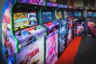 Showroom Bornes d'Arcade à Dunkerque ma-borne-arcade.fr
