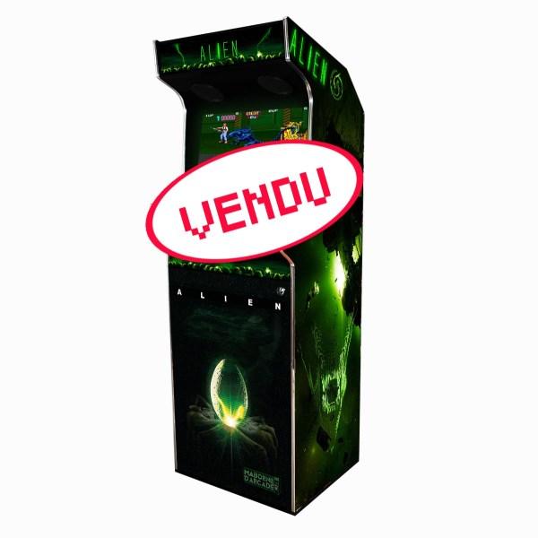 Borne-Arcade-Classic-Profil-Gauche-Modèle-Alien-ma-borne-arcade.fr_