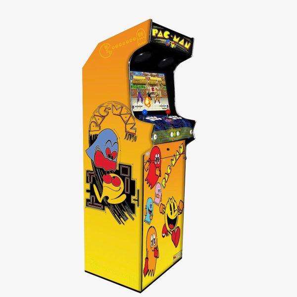 Borne Arcade Classic XL Modèle PACMAN ma-borne-arcade.fr