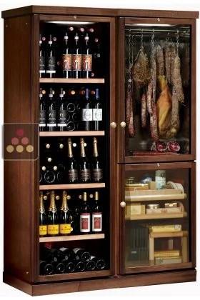 Combin Gourmand Cave Vin Cave Charcuterie Et Cave