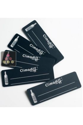 Lot De 5 Tiquettes Pour Clayette CLIMADIFF ACI CLI487