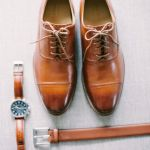 Accessoires mariage : chaussures de mariage pour homme