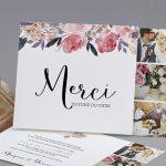 Cartes de remerciements de votre mariage : Pourquoi en faire ?