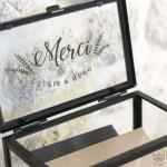 L'urne de mariage