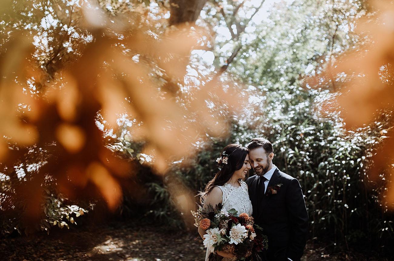 liste de mariage automne