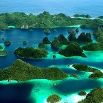 Une lune de miel en Indonésie