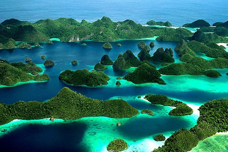 voyage de noce en indonésie