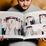 S'offrir un superbe album de photos pour son cadeau de mariage