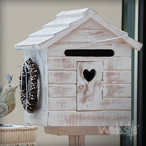 urne de mariage maison oiseau