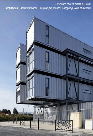 Vivre Dans Un Container Un Concept En Vogue Maison