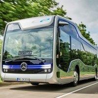 Le bus autonome de Mercedes