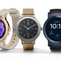 Liste des montres compatibles avec Android Wear 2.0