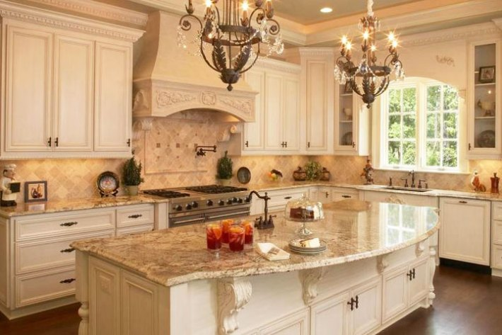 Quiet Corner:Beautiful Kitchen Islands Ideas and Tips - Quiet Corner