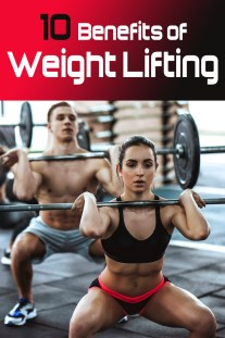 10 Benefits of Weight Lifting