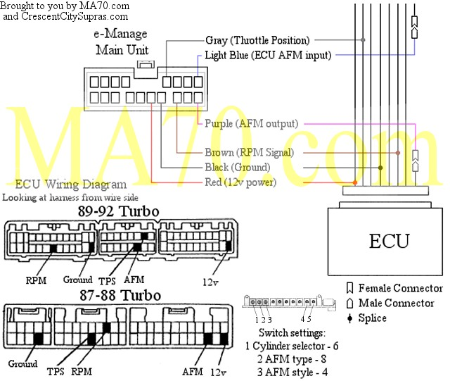 e manage ecu wiring for 86 rx7 turbo home design ideas 2jz Wiring Diagram Microtech lovely blitz fatt x turbo timer wiring diagram wiring diagram turbo timer wiring diagram all about Automotive Wiring Diagrams